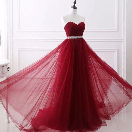 Платье со шлейфом А1485