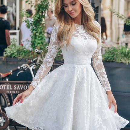 Платье короткое А1616