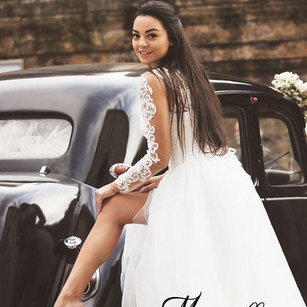 Платье пышное А1650