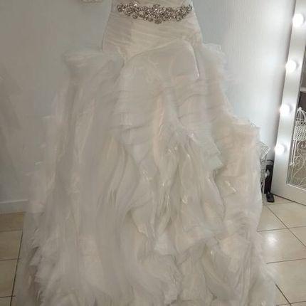 Платье А-силуэта А1649