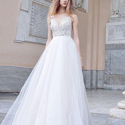Платье длинное А1678