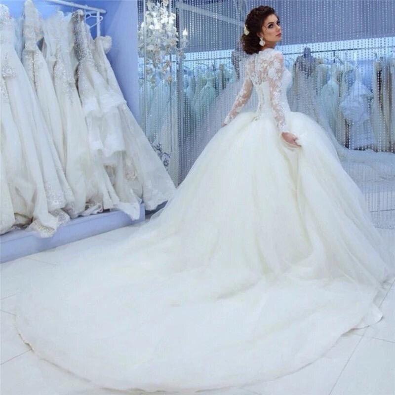 Платье со шлейфом А1751