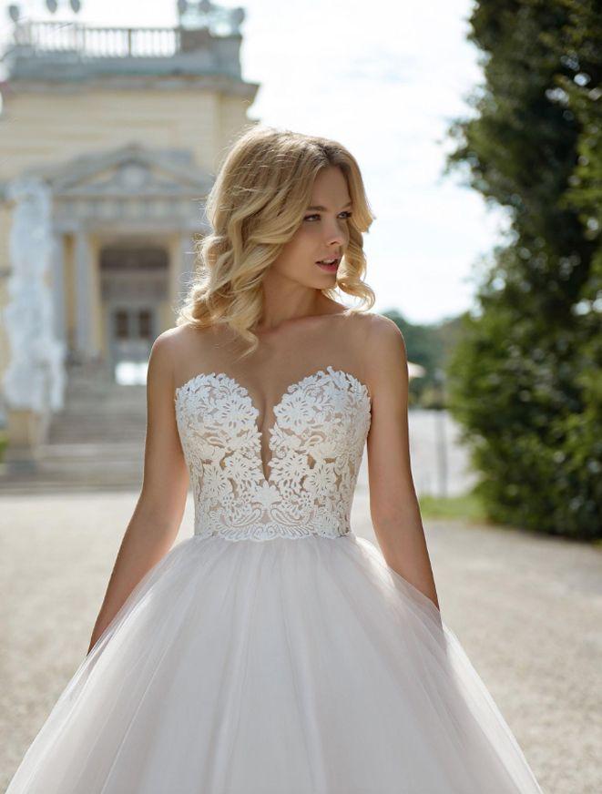 Платье пышное А1758