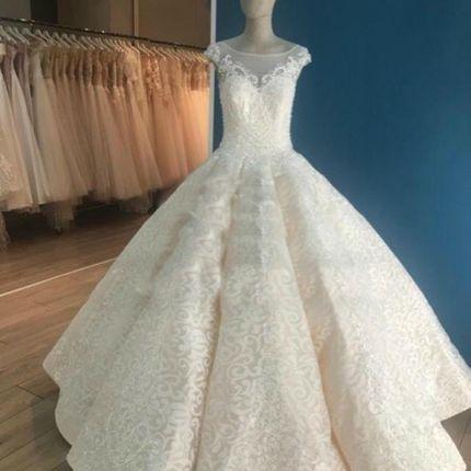 Платье – трубы А1775
