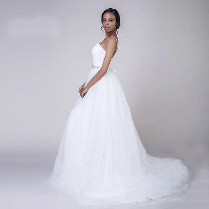 Платье пышное А1792 прокат