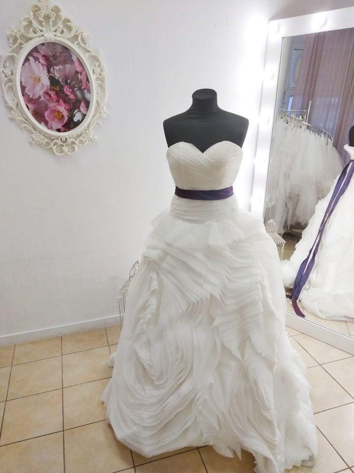 Платье пышное А1871 прокат