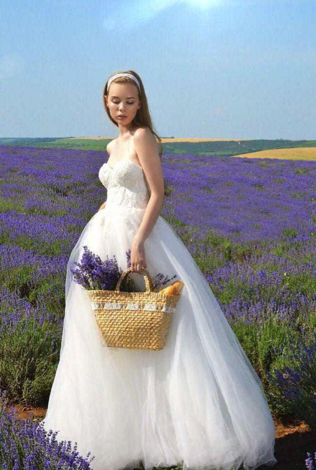 Платье без бретелей А1874
