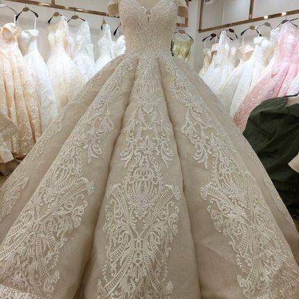 Свадебное платье А1900