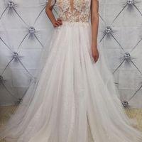 Свадебное платье А1904. Продажа 22.500 руб. Прокат свадебных и вечерних платьев от 1.900 руб. до 14.500 руб. Есть отдельно ряд платьев для проката!