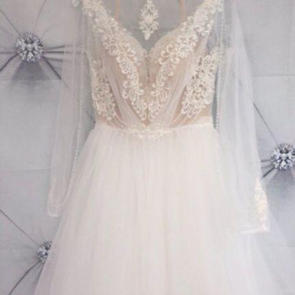 Свадебное платье A1942