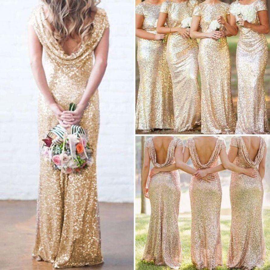 Платье подружки невесты A1984