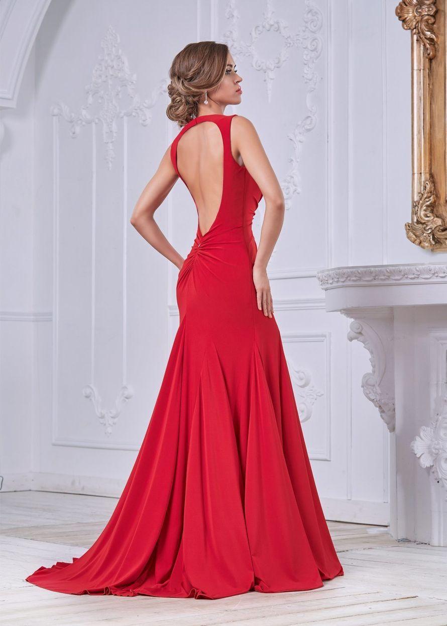 Вечернее платье A2025