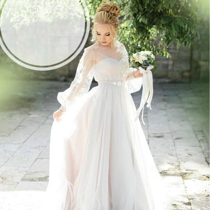 Платье A2074