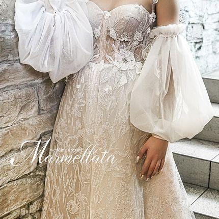 Свадебное платье А2105