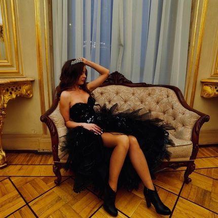 Вечернее платье А2135 прокат