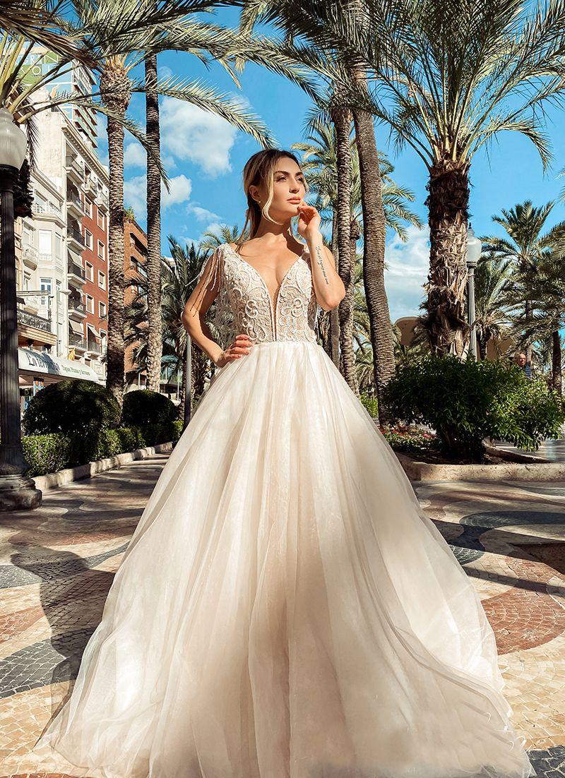 Платье А2155