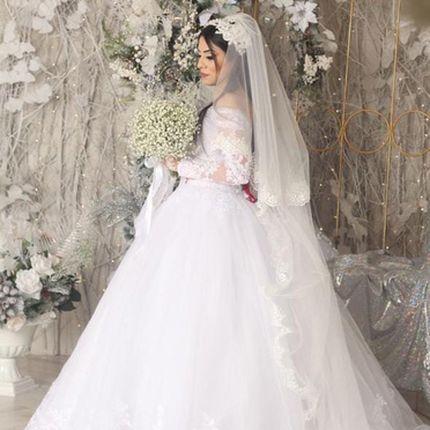 Свадебное платье А2169