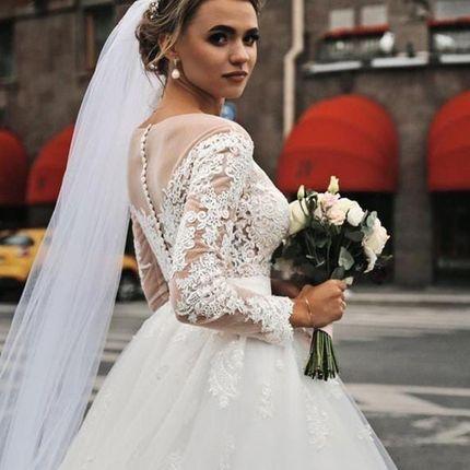Свадебное платье А2171