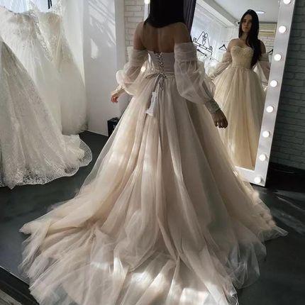 Платье А2187
