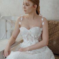 Платье на прокат А2217