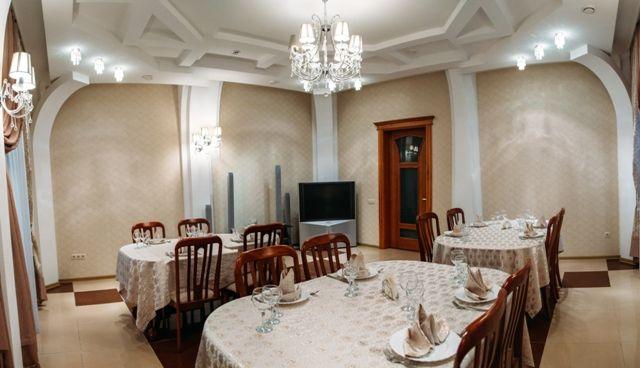 VIP-зал ресторана - фото 2833687 Pесторан Парадиз