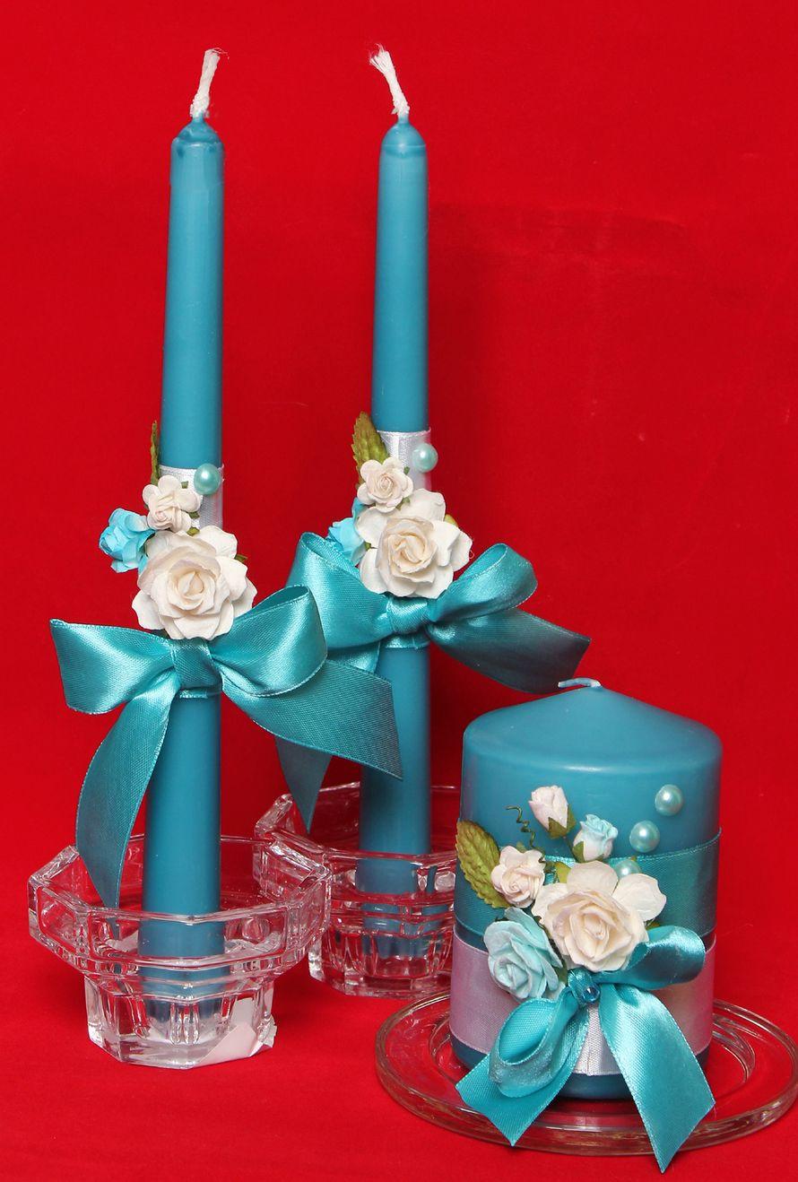 Украшаем свечи на свадьбу своими руками фото
