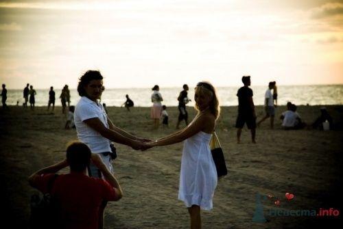 Фотосессия на городском пляже - фото 13221 Невеста01