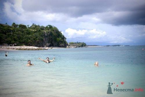 Пляж в Нуса-Дуа