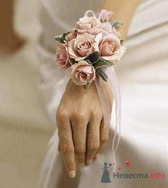 Фото 19777 в коллекции Букет невесты и бутоньерка - Невеста01