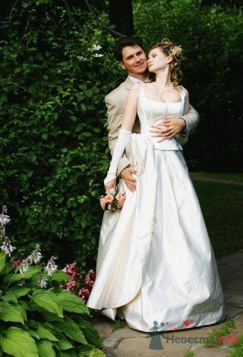 Фото 14309 в коллекции Свадебный - Невеста01