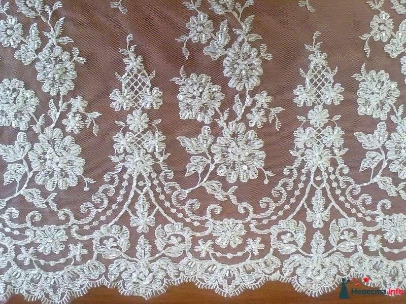 """Фото 143088 в коллекции Образцы - """"Гофус"""" - свадебные ткани и фурнитура для платьев"""