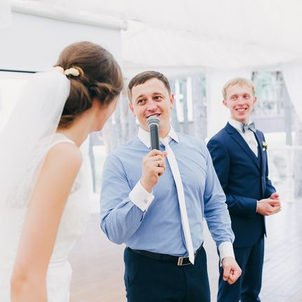 Ведущий на свадьбу в омске