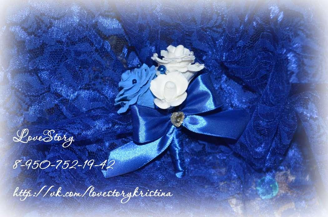 Бутоньерка для жениха - фото 4424199 Студия аксессуаров Кристины Тишковой