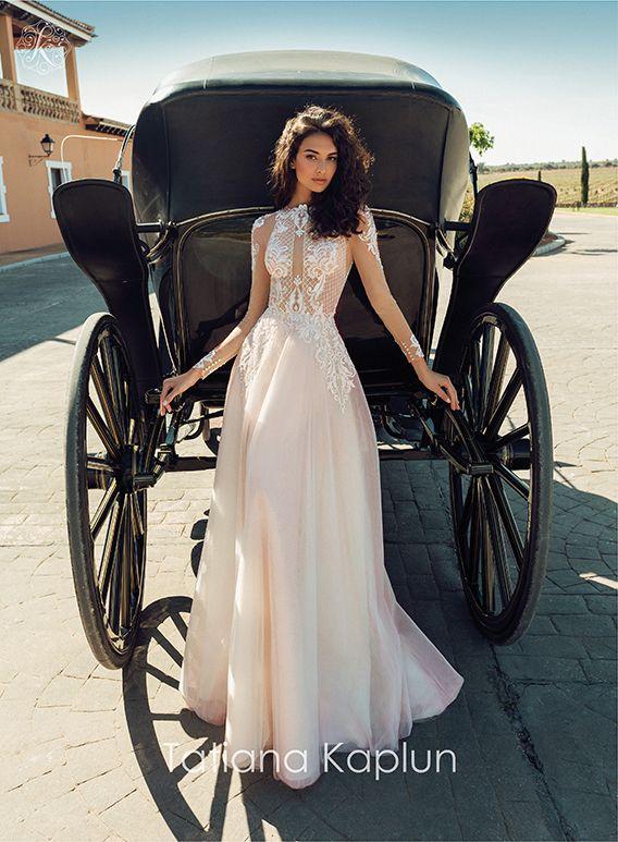 Фото 18853542 в коллекции Мои фотографии - Tatiana Kaplun - свадебные платья