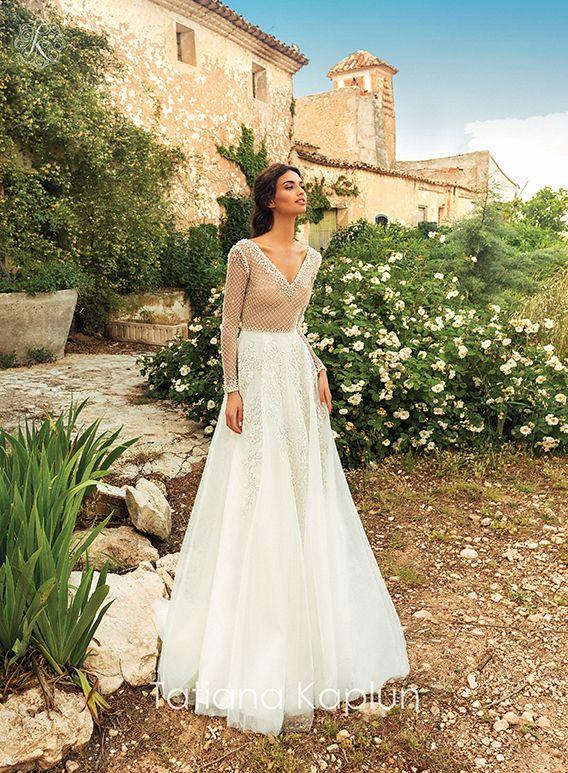 Фото 18853584 в коллекции Мои фотографии - Tatiana Kaplun - свадебные платья