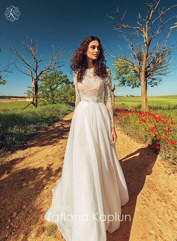 Фото 18853606 в коллекции Мои фотографии - Tatiana Kaplun - свадебные платья
