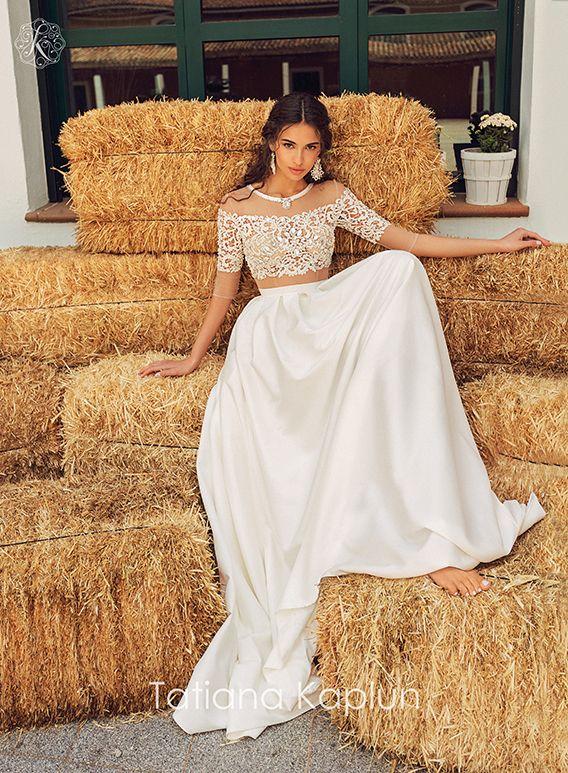 Фото 18853622 в коллекции Мои фотографии - Tatiana Kaplun - свадебные платья