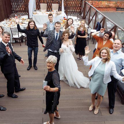 Проведение свадьбы + Dj, 5 часов - на свадьбу 15 человек