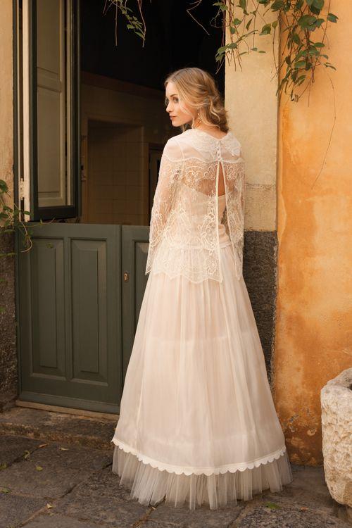Свадебные платья в стиле