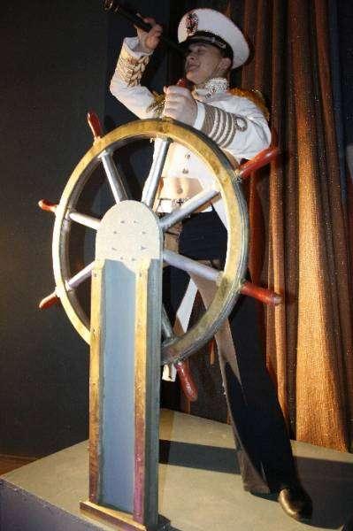 "Фото 1632217 в коллекции На палубе - Шоу-балет ""Ша Нуар"""