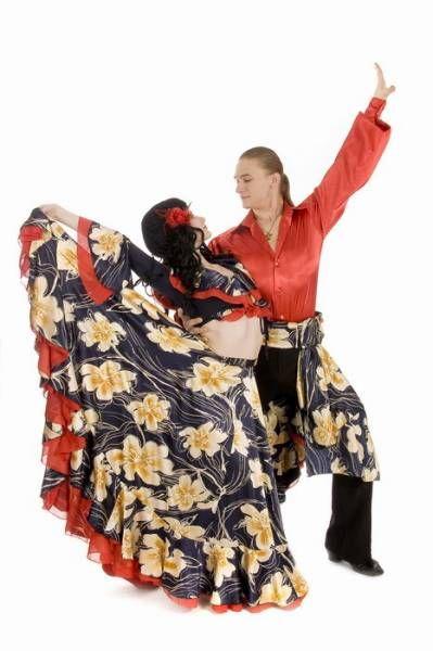 "Фото 1632255 в коллекции Цыганский табор - Шоу-балет ""Ша Нуар"""
