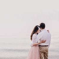 свадебная прогулка в отдельный день