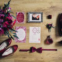 свадебные детали, свадьба цвета марсала