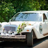 Прокат автомобилей на свадьбу и другие торжества