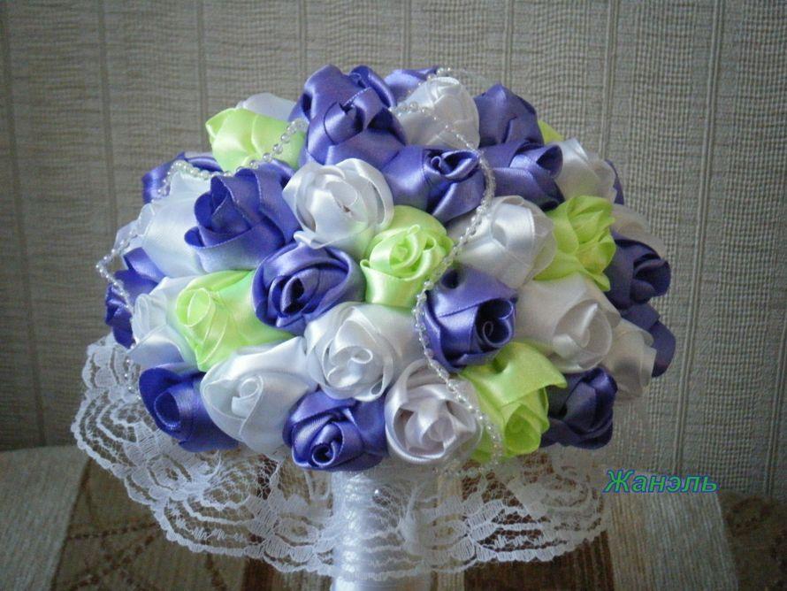 букет невесты - фото 4619267 Жанэль - студия свадебного декора и услуг