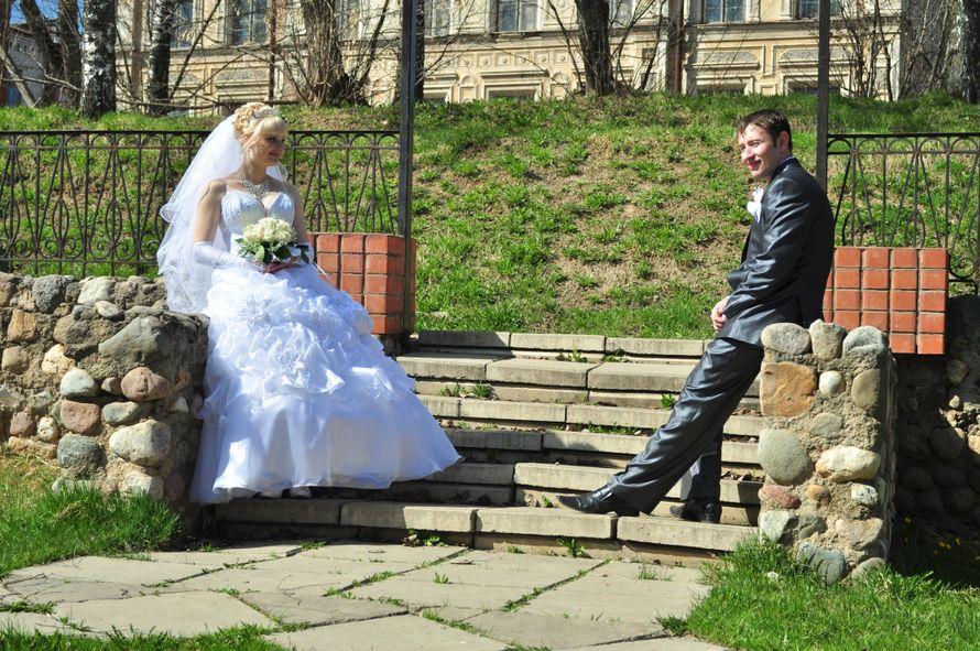 Фото 2102054 в коллекции Мои свадьбы - Видеограф Елена Дубова