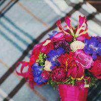 букет невесты, детали