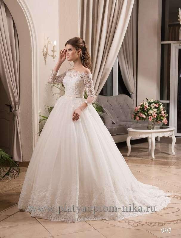 """Фото 16711384 в коллекции Свадебные платья - 2 - Свадебные и вечерние платья """"Ника"""""""