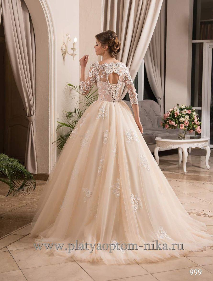 """Фото 16711400 в коллекции Свадебные платья - 2 - Свадебные и вечерние платья """"Ника"""""""