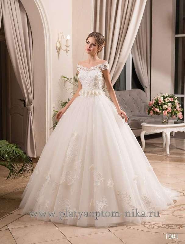 """Фото 16711408 в коллекции Свадебные платья - 2 - Свадебные и вечерние платья """"Ника"""""""